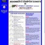 Iconmaniac Website1999