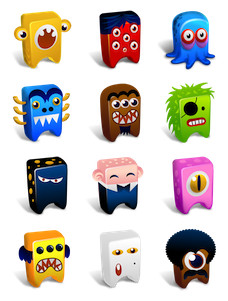 Creatures 2 by FastIcon.com