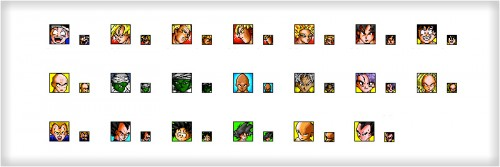 Dragon Ball Z Icons