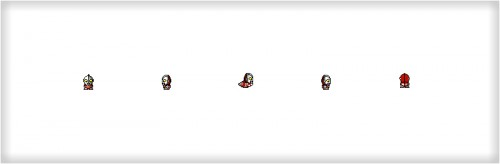 Tiny Ultraman Icons