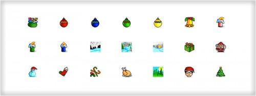 Iconmaniac Xmas Icons 98