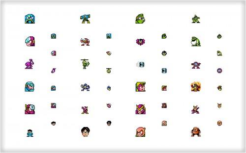 Rockman Icons 99