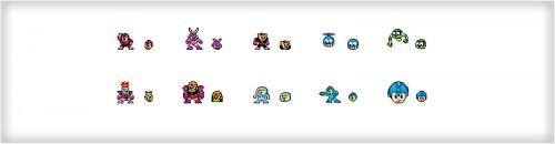 Rockman Icons 99 V.2