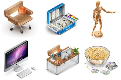 Object Icons Business Icons
