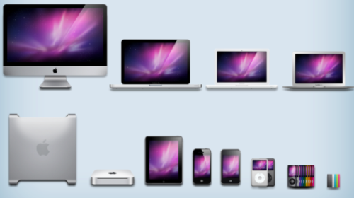 Apple Armada Icons